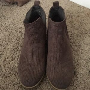 **SOLD** Ankle Boots